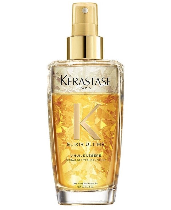 Kerastase - Two-phase oil spray for fine to normal hair Elixir Ultime L'Huile Legere 100ml