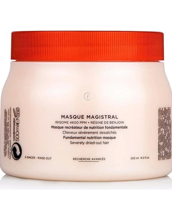 Kerastase - Intensively nourishing mask for very dry thick hair Nutritive Masque Magistral 500ml