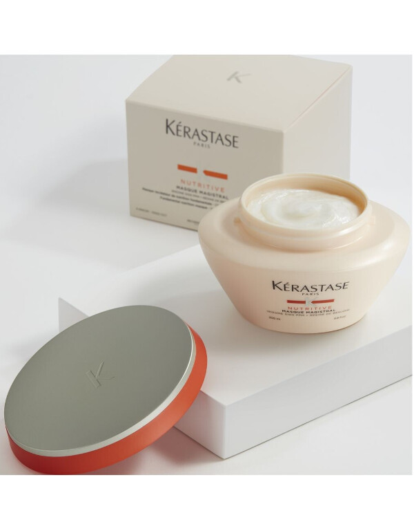 Kerastase - Intensively nourishing mask for very dry thick hair Nutritive Masque Magistral 200ml back