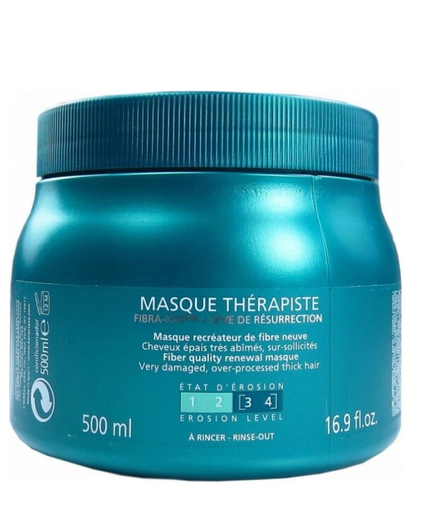 Kerastase - Repairing mask for damaged hair Resistance Masque Therapiste 500ml