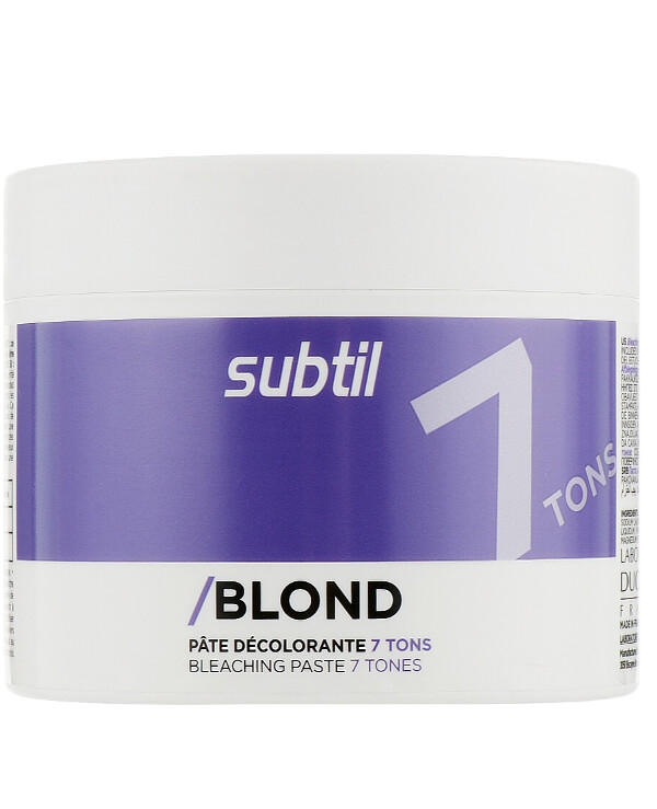 Laboratoire Ducastel - Illuminated paste Subtil Blond