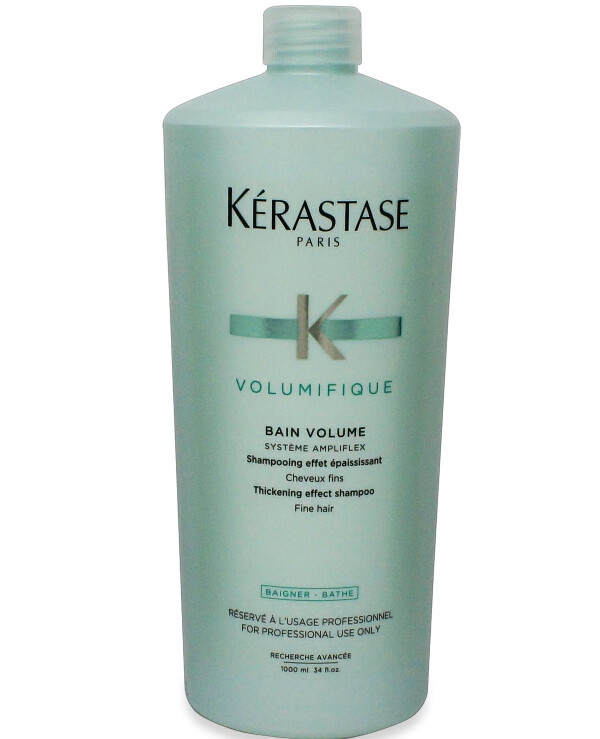 Kerastase - Strengthening shampoo for fine hair Resistance Bain Volumifique 1000ml