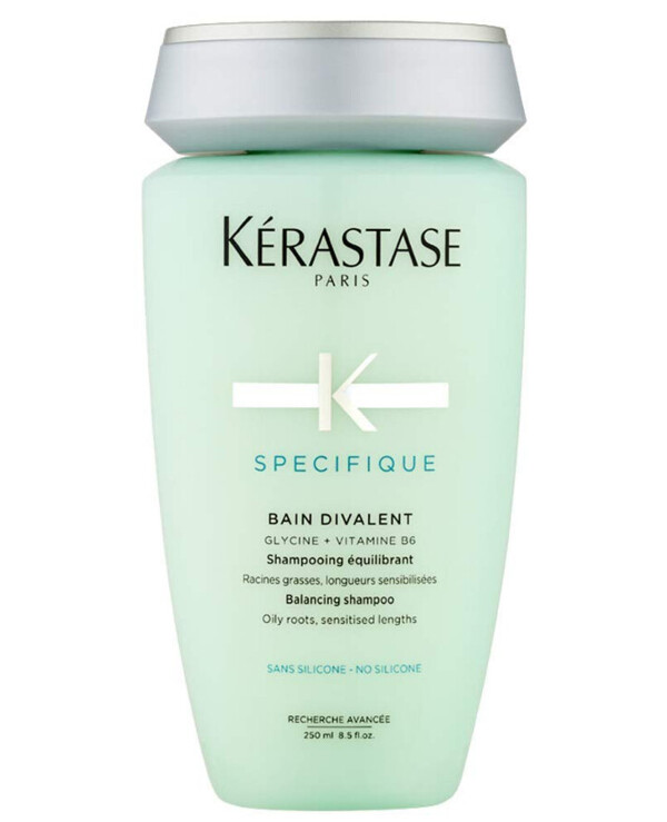 Kerastase - Combined hair shampoo-bath oily roots, dry hair lengthwise Specifique Bain Divalent 250ml
