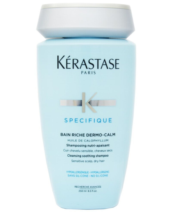 Kerastase - Shampoo for sensitive scalp Specifique Bain Riche Dermo-Calm Shampoo 250ml