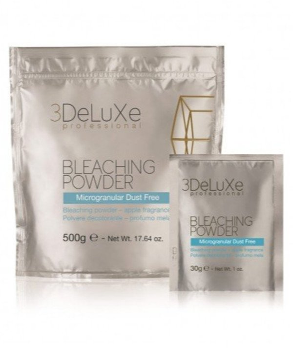 3Deluxe Professional - Bleaching powder 3DeLuXe Professional Bleaching powder 500g