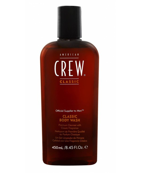 American Crew - Classic Shower Gel Classic Wash Shower Gel Classic Body Wash American Crew