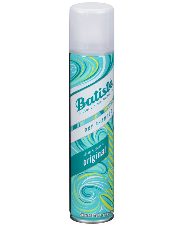Batiste - Сухой шампунь Dry Shampoo Clean and Classic Original 200мл