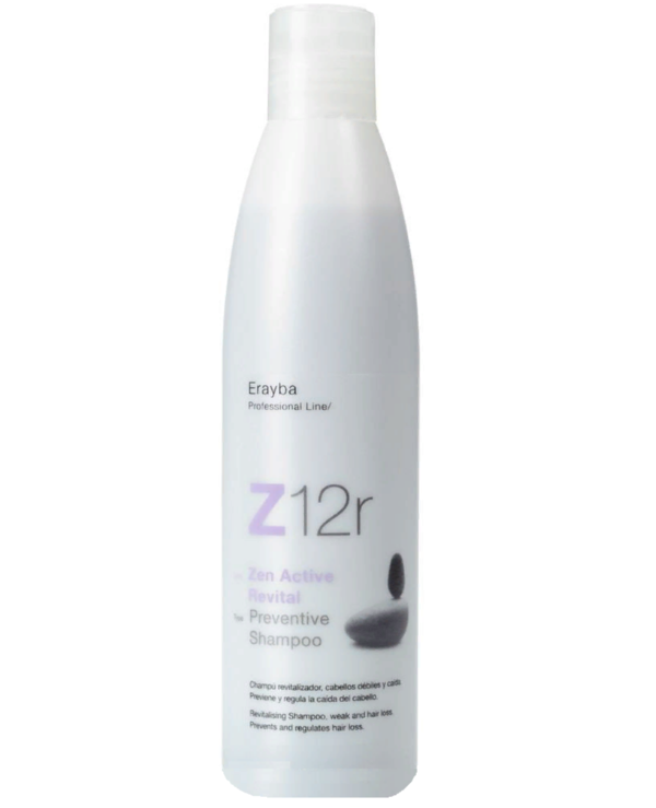 Erayba - Shampoo against hair loss Z12R Preventive Shampoo