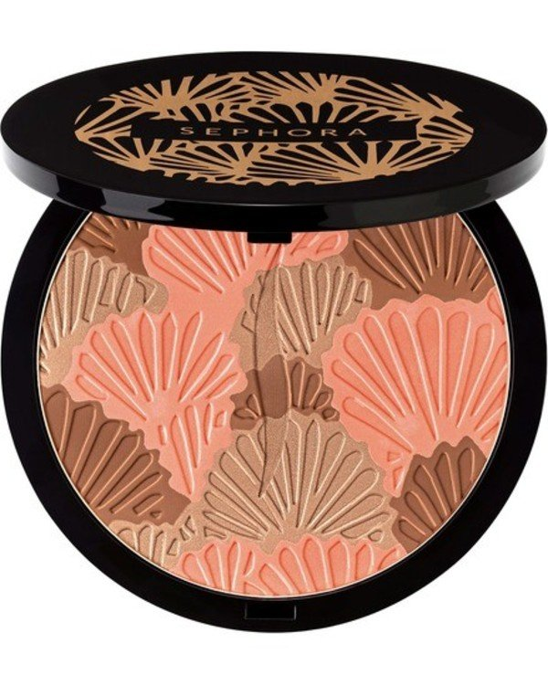 Sephora - Bronzing powder, blush - Exclusive Sun Disk Limited 28g