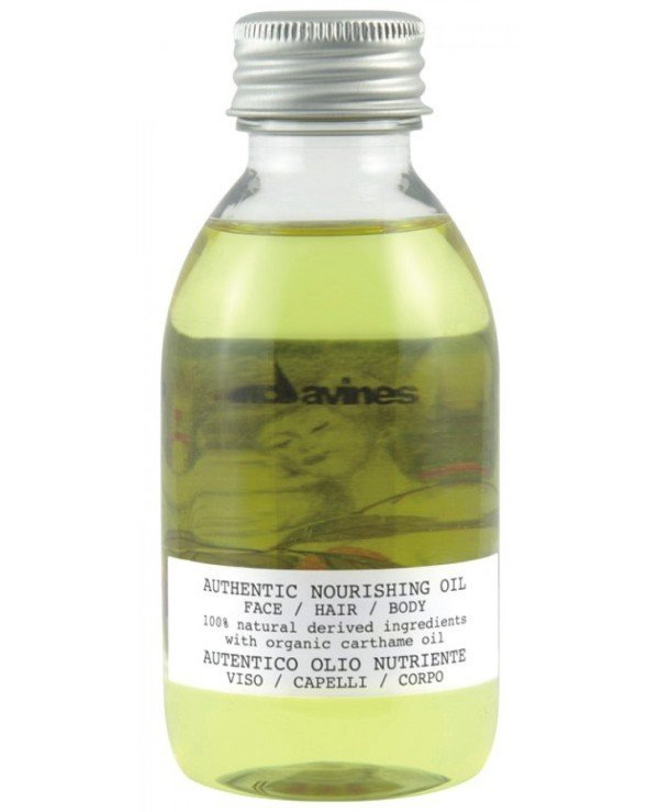 Davines - Nourishing oil for face, hair and body Nourishing oil face/hair/body 140ml