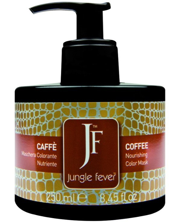Green Light - Coffee Color Mask Color Mask Coffee Brown, 250ml
