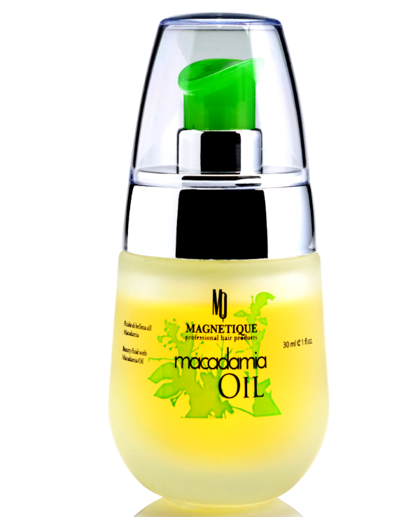 Magnetique - Macadamia Nut Hair Oil Macadamia Oil