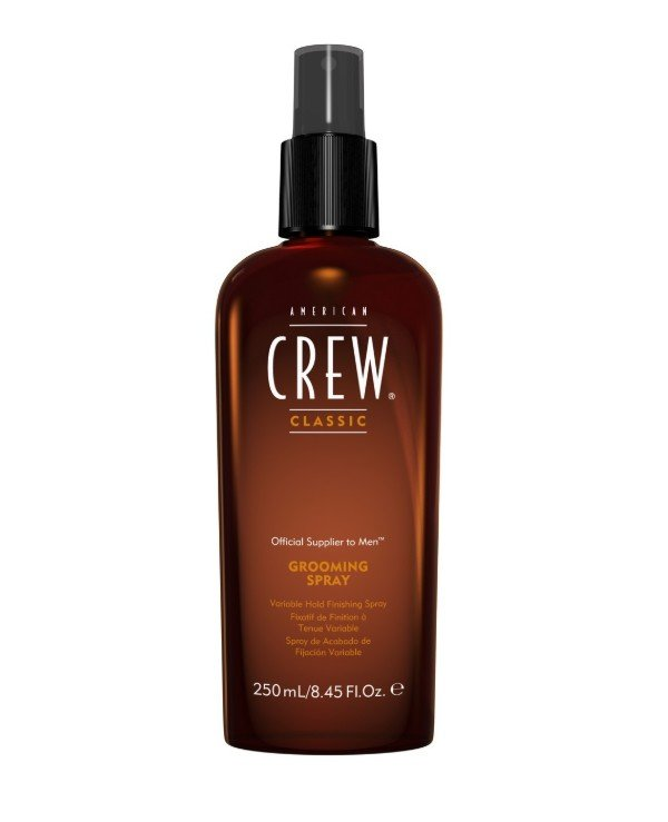 American Crew - Normal fixation gel spray Grooming Spray