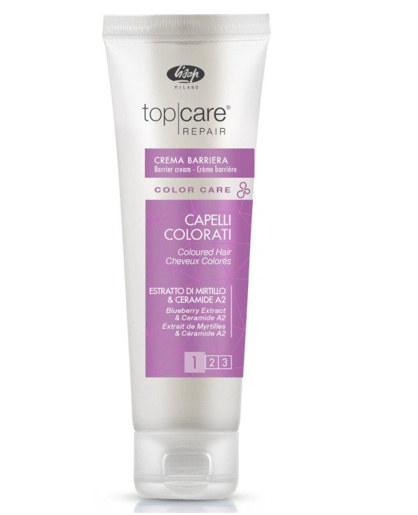 Lisap - Barrier cream to protect the scalp from staining Barrier Cream