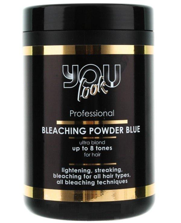 You Look - Brightening powder up to 8 tones Ultra Blond Powder