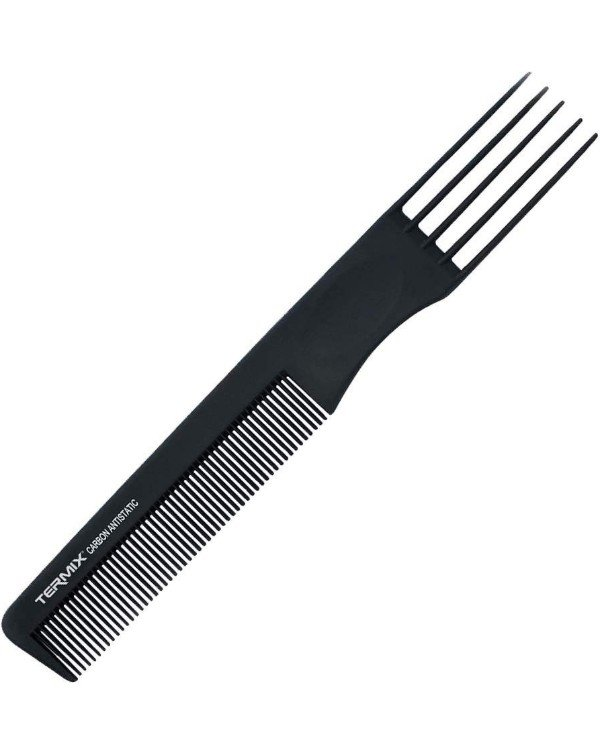 Termix - Comb for cutting with knitting needles Carbon Comb 862