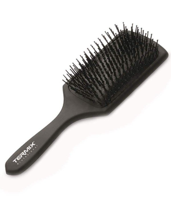 Termix - Rectangular pneumatic brush Paddle Hairbrush