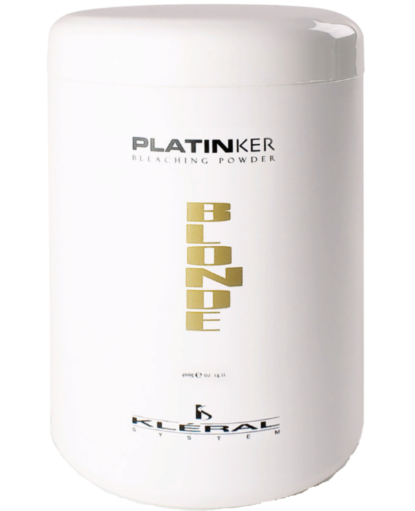 Kleral System - Anti-yellow effect powder Platinker Bleaching Powder