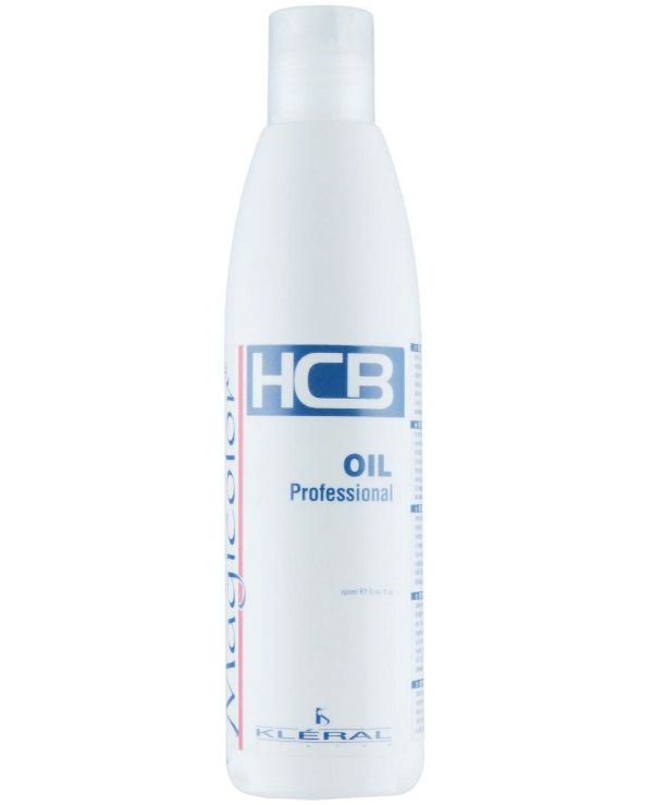 Kleral System - Защитное масло перед окрашиванием Hcb Oil Professional Color 250мл