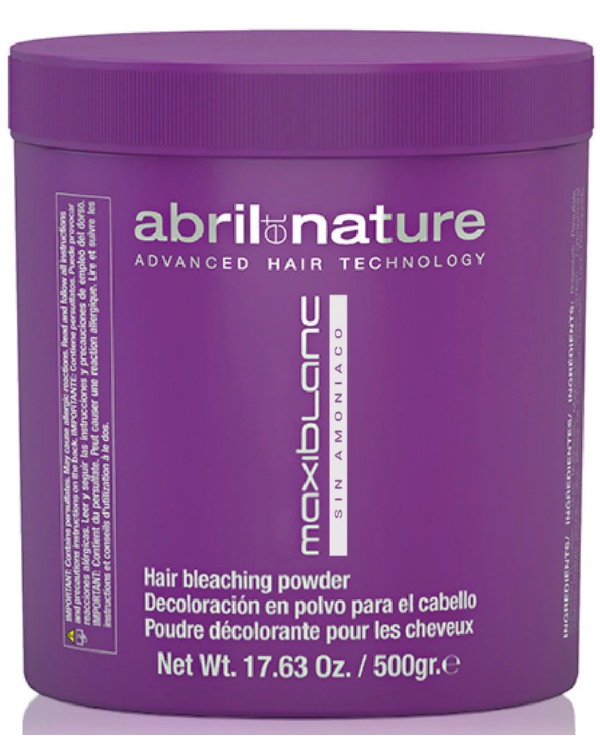 Abril Et Nature - Bleaching powder (without ammonia) Bleach Blonda