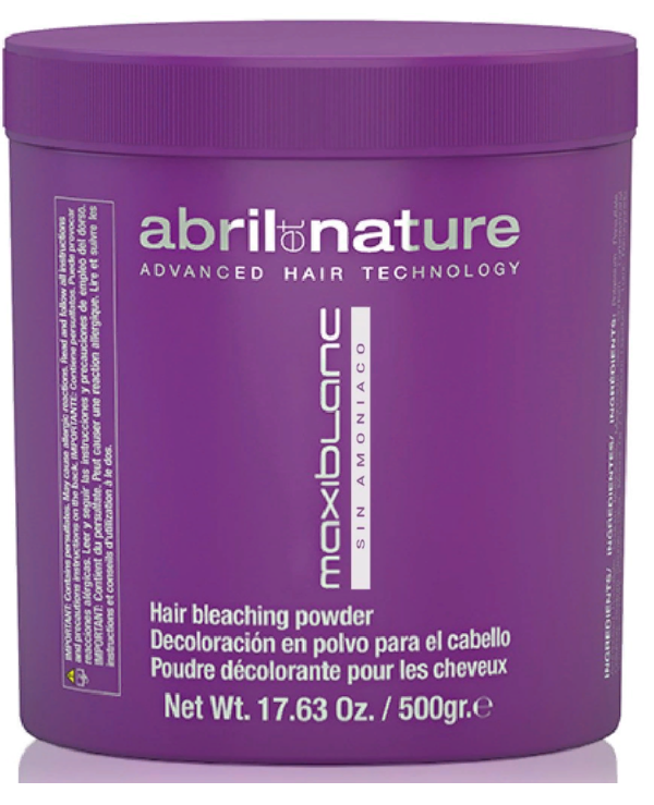Abril Et Nature - Bleaching powder Platinum Maxiblanc 500g