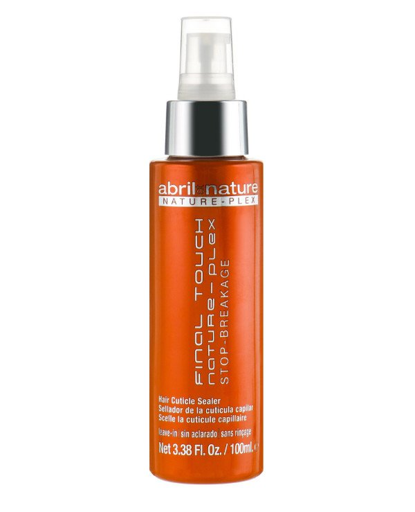 Abril Et Nature - Hair Restoration Serum Final Touch Serum 100ml