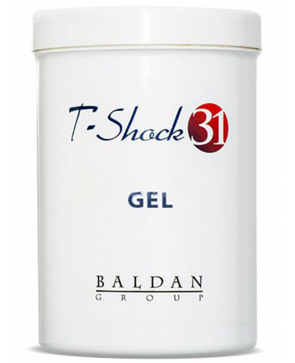 T-Shock Centro Messegue - Gel for instant weight loss Gel