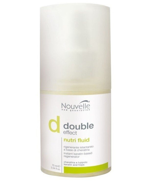 Nouvelle - Liquid keratin for deep nutrition and restoration of damaged hair Nutri Fluid 75ml