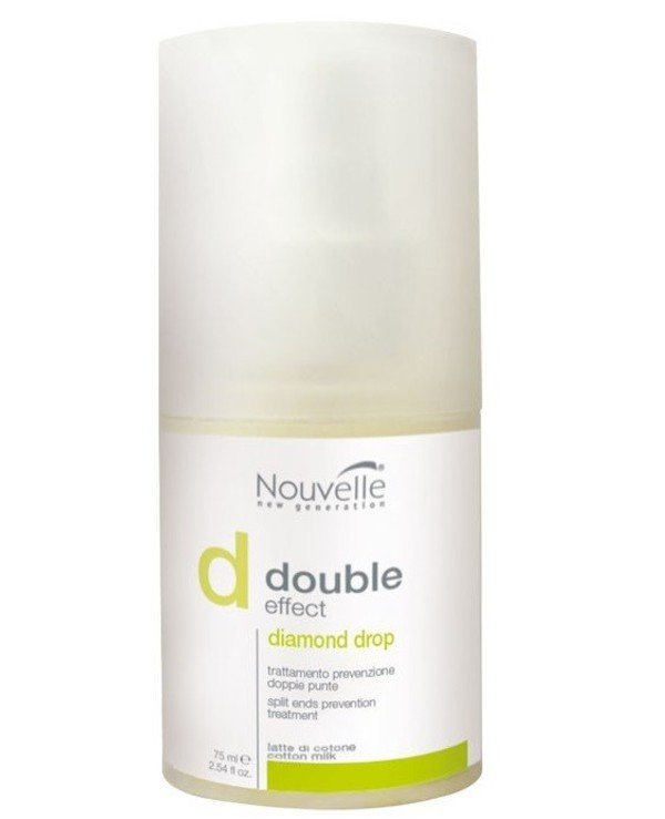 Nouvelle - Means for the care and shine of hair Diamond Drop 75ml