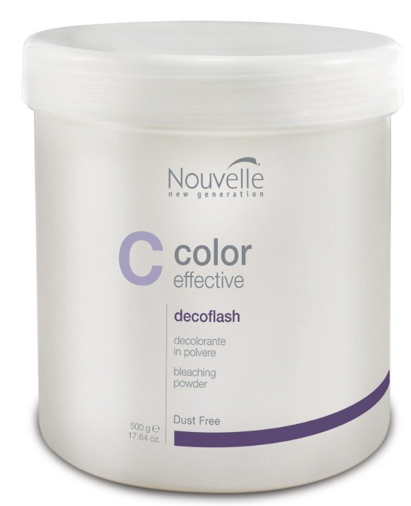 Nouvelle - Brightening powder for hair bleaching Decoflash