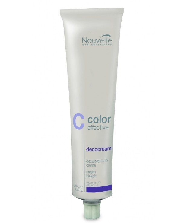 Nouvelle Brightening cream paint for bleaching hair | Brightening cream color for bleaching hair2