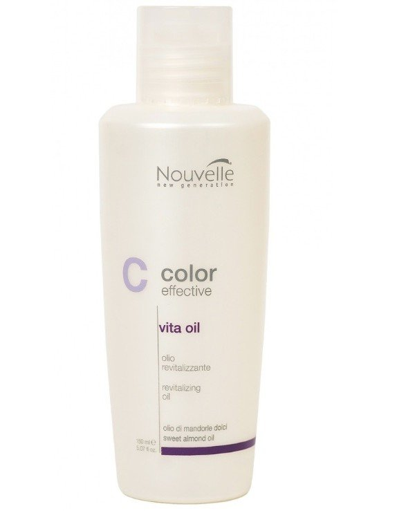 Nouvelle - The oil restoring for an extreme shine of hair Vita Oil