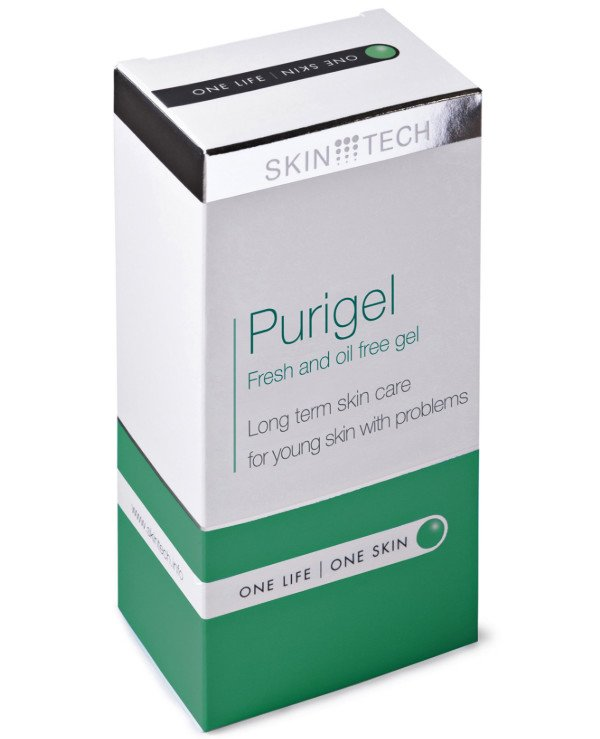 Skin Tech - Gel for problem skin (Acne) Purigel