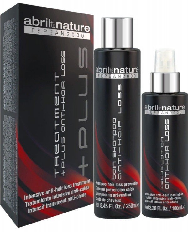 Abril Et Nature - Set against hair loss Anti-Hair Loss Treatment Plus