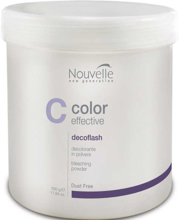 Nouvelle - Brightening powder for hair bleaching Decoflash Refill White