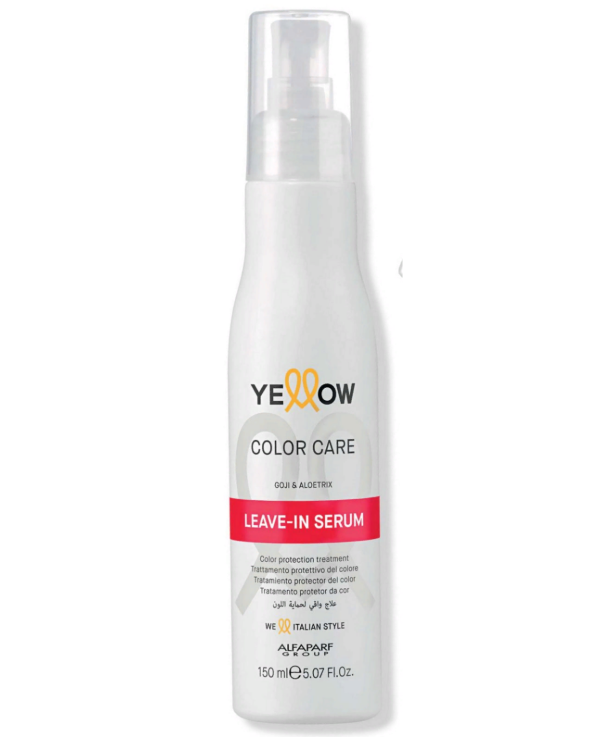 Yellow - Serum for hair care color LEAVE-IN SERUM 150ml