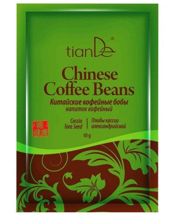 "TianDe - Functional complex ""Chinese coffee beans"" Chinese Coffee Beans"