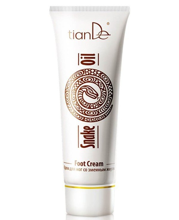 TianDe - Snake Oil Foot Cream Snake Factor Foot Cream