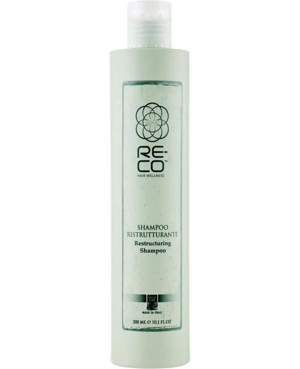 Green Light - Keratin shampoo for hair reconstruction Re-Co Hair Wellness Restructuring Shampoo