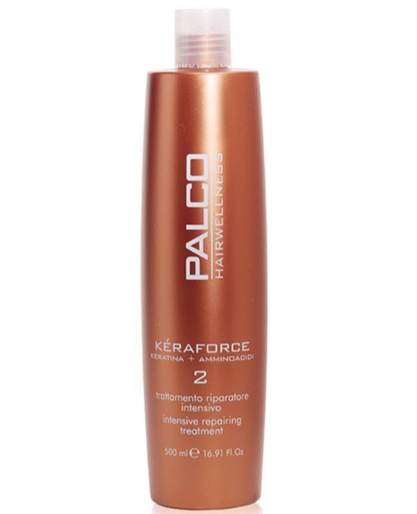 Palco Professional - Means for hair reconstruction №2 Intensive Repairing Treatment 500ml