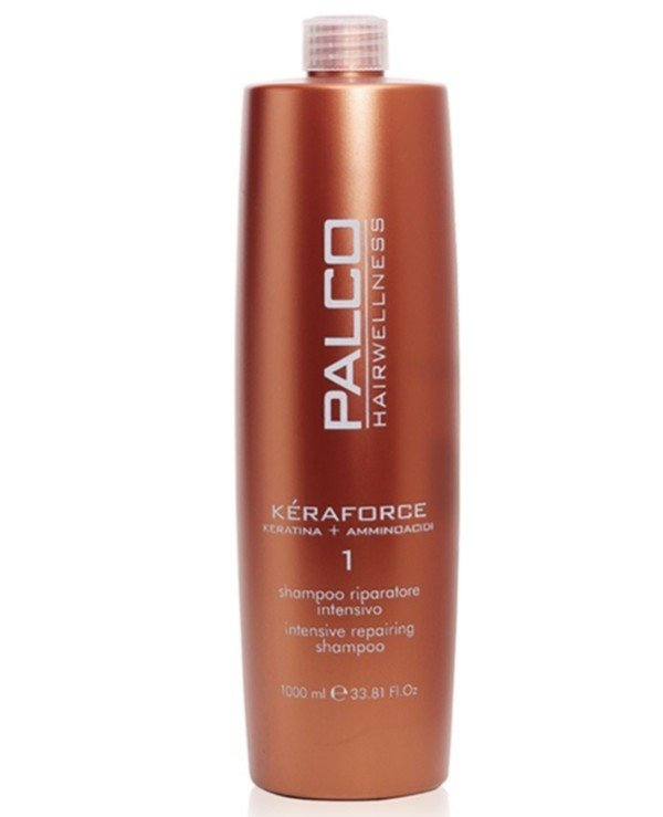 Palco Professional - Shampoo for hair reconstruction №1 Intensive Repairing Shampoo 1000ml