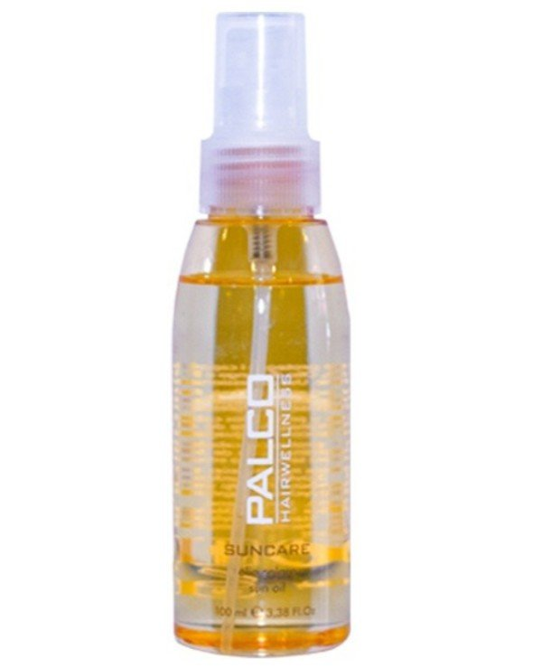 Palco Professional - Oil to protect the hair from the sun Sun Oil