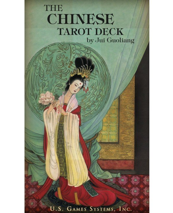 US Games Systems Tarot - Китайское Таро Chinese Tarot