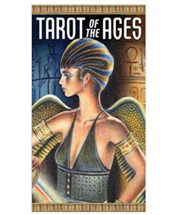US Games Systems Tarot - Taro Ages Tarot of the Ages