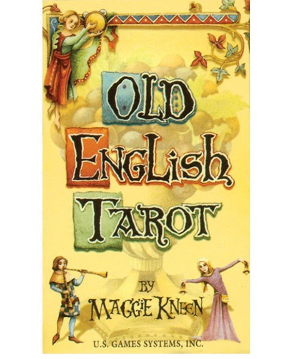 US Games Systems Tarot Old English Tarot | Old English Tarot