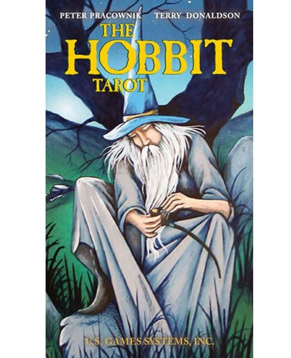 US Games Systems Tarot - Таро Хоббита Hobbit Tarot