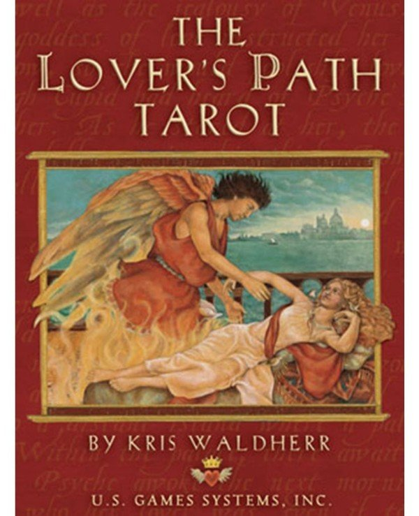Lo Scarabeo Tarot - Таро Пути Любви Lover's PathTarot