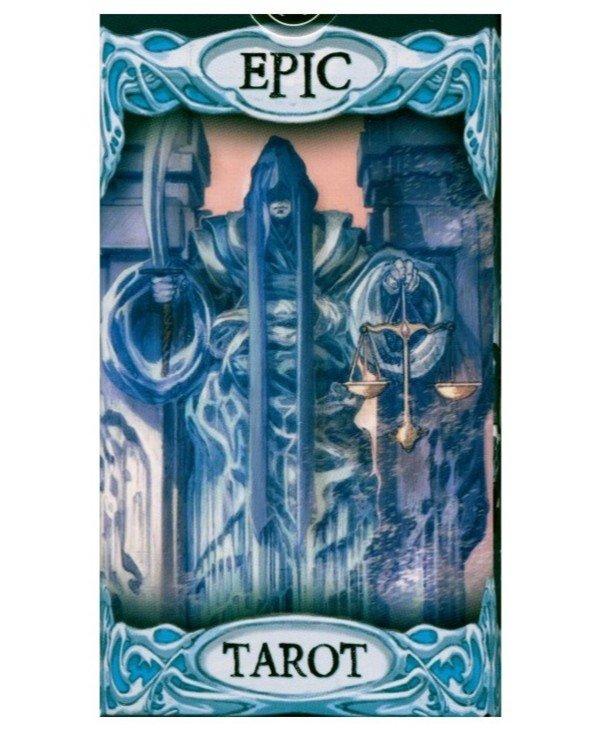 Lo Scarabeo Tarot Epic Taro Epic Tarot buy from AZUM: price, reviews,  description, review