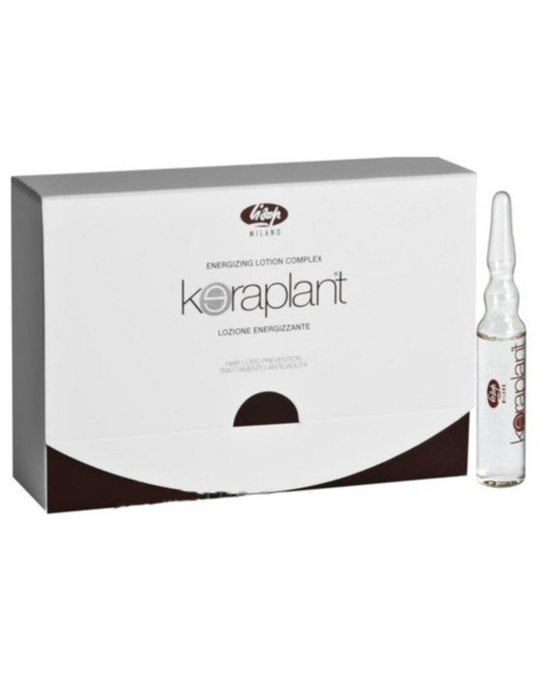 Lisap - Lotion for hair growth, ampoules Keraplant Energizing Lotion Complex 6x6ml