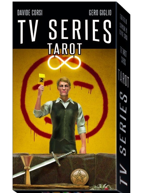 Lo Scarabeo Tarot - Таро Сериалов TV TV Series Tarot